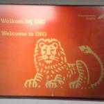 ING Geldautomat Niederlande