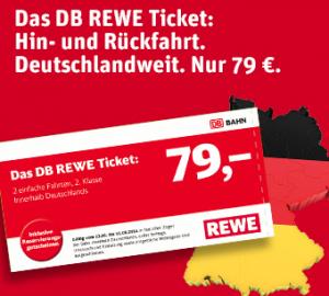 DB Rewe Ticket