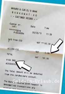 curacao-geld-abheben